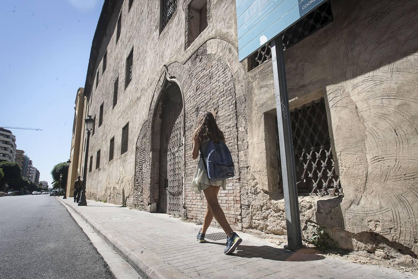 San Vicente es fiesta 'de cruces para adentro' Anécdotas de la Historia - Blogs lasprovincias.es