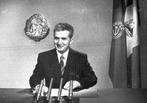 Nicolas Ceaucescu.