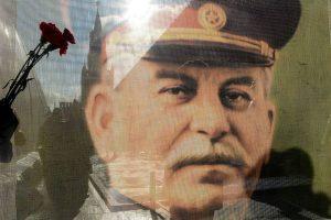 Imagen de Stalin.