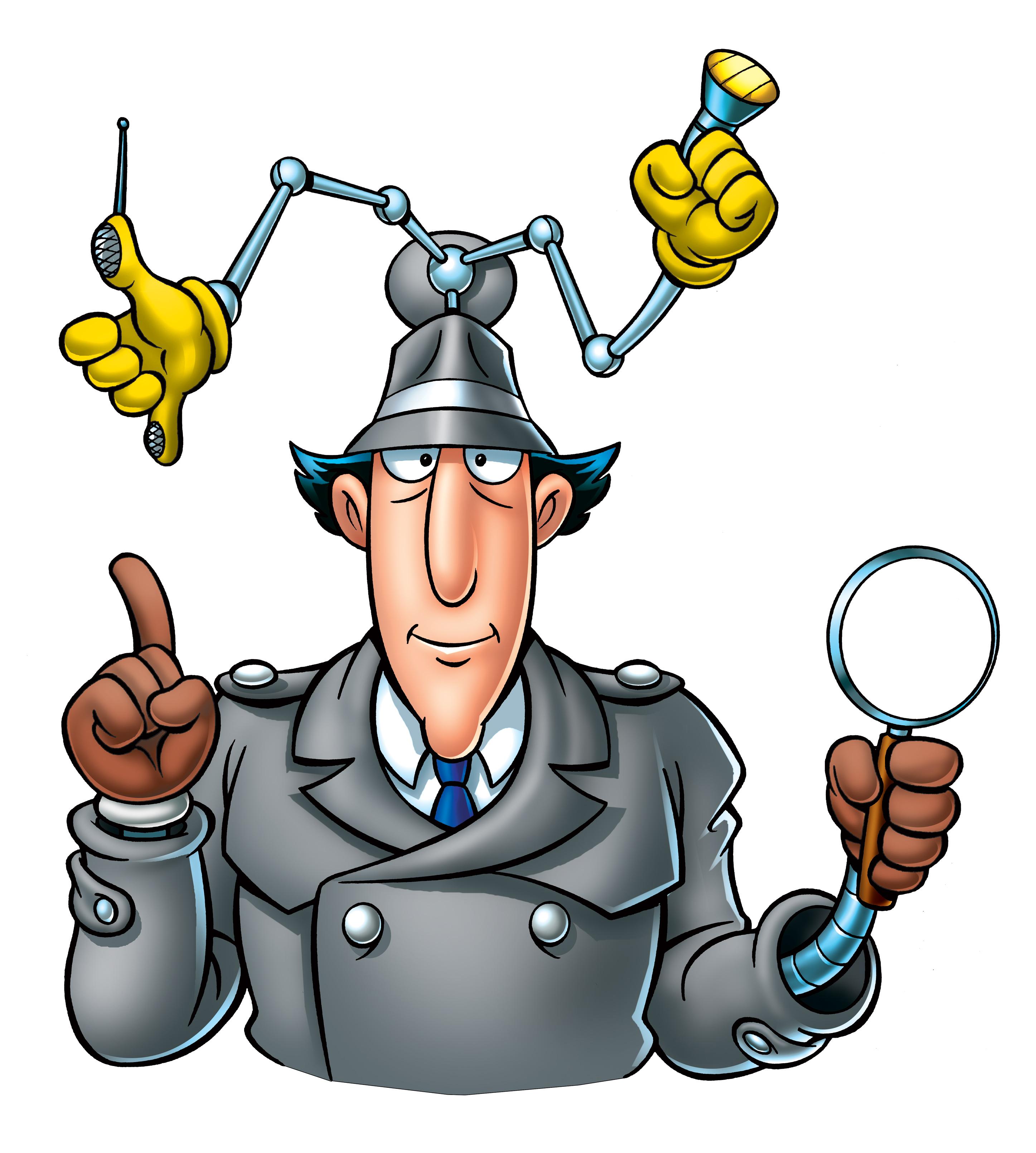 El inspector gadget se adelant a su tiempo el s ndrome A 1 inspections