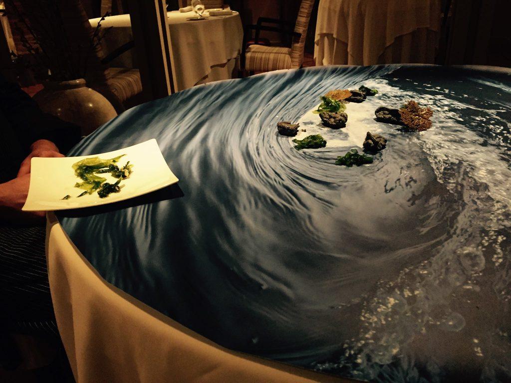 nazario. Mar en als mesas