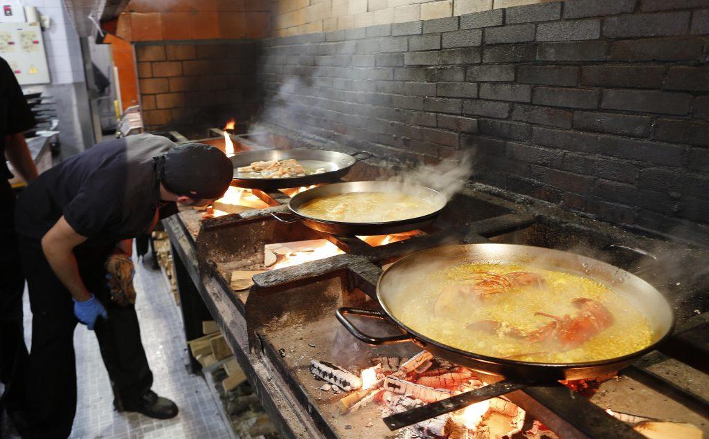 Restaurante Casa Carmela. Foto de Juan J. Monzó