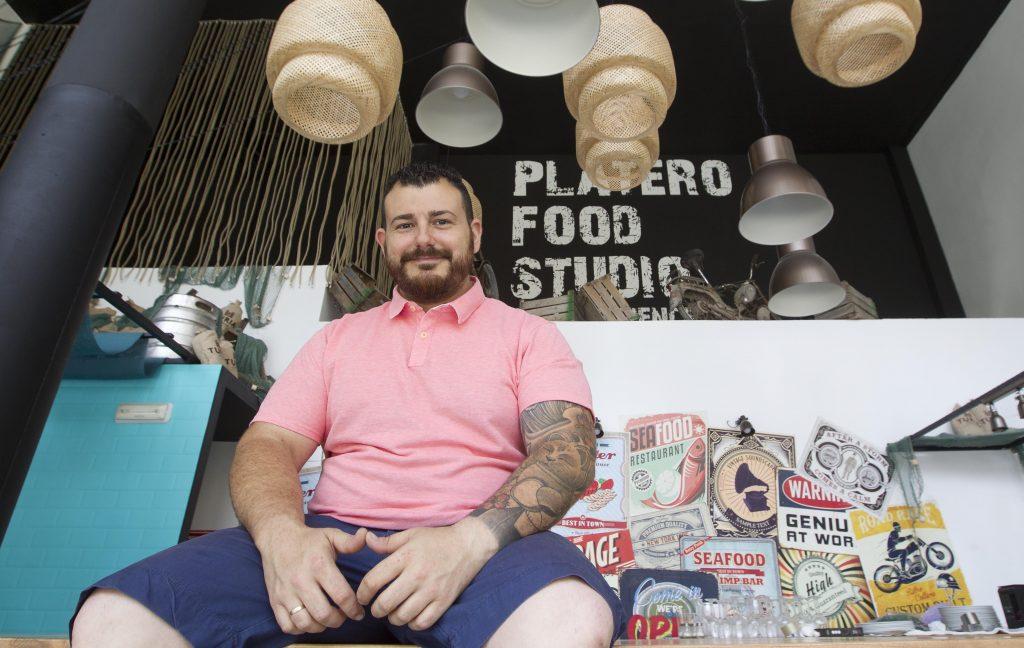 Comunidad Valenciana, Valencia 29 de Junio de 2016. Estudio gastronómico de Alejandro Platero. Fotografia de: Damián Torres