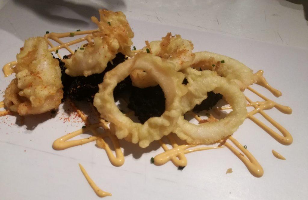 El bocata de calamares de Pro-Bar