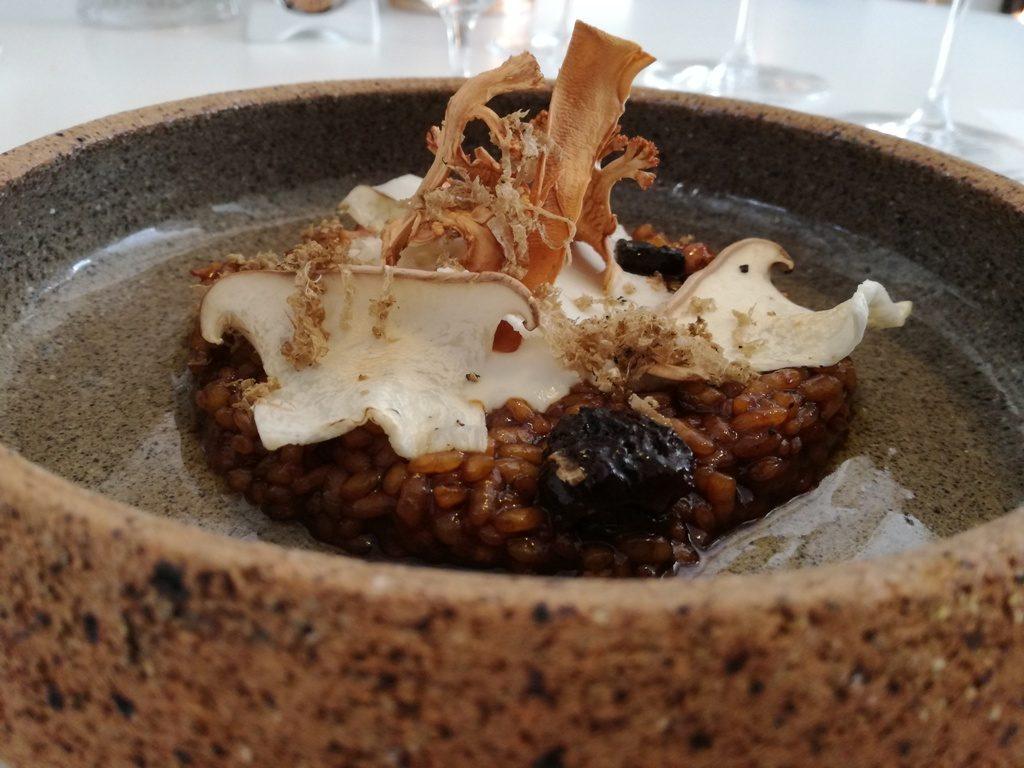 Uno de los mejores arroces de la historia culinaria de Dacosta.