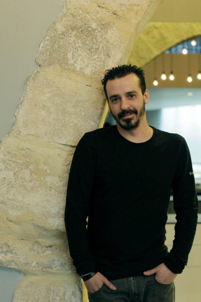 Comunitat Valenciana. Valencia. Valencia 3-03-2017. Miguel Angel Mayor, cocinero del restaurante Sucede. Fotografía de Irene Marsilla.