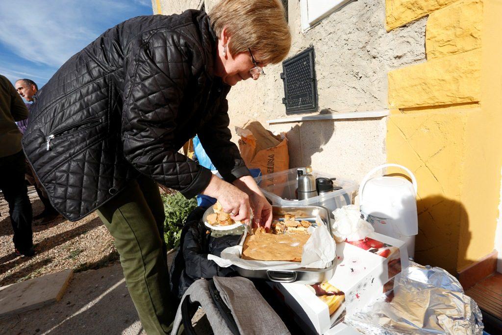 Comunidad Valenciana.Valencia.15/11/2017.Las Alcachofas de las que se surte Ricard Camarena en Albalat dels Sorells .Fotografía de Jesús Signes.