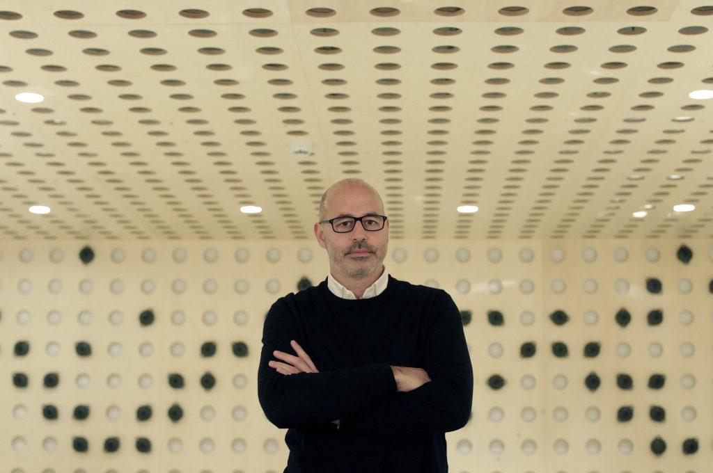 Francesc Rife. Fotografía de Irene Marsilla.