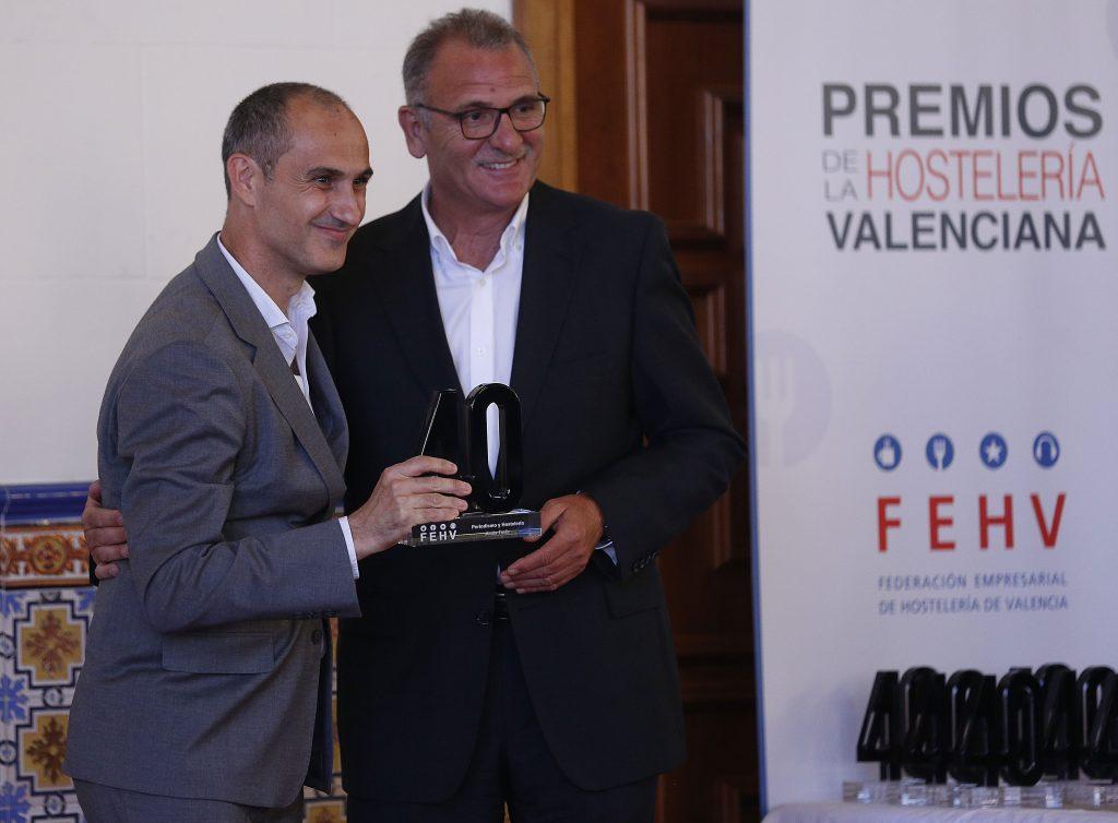 Premios Federacion de Empresarios de Hosteleria de Valencia.Fotografía de Jesus Signes.