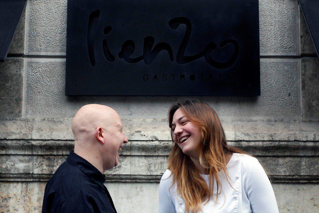 Restaurante Lienzo.