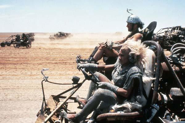 Esto es Mad Max, señores. Foto: George Ogilvie.